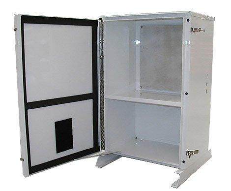 Carbon electrical enclosure