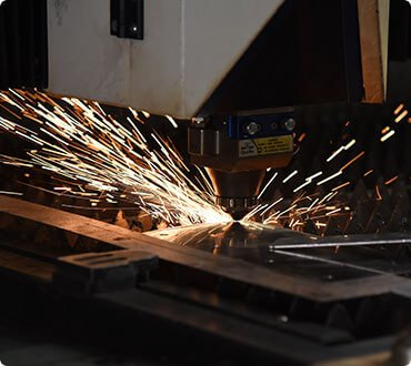 Electrical Enclosure laser-cutting