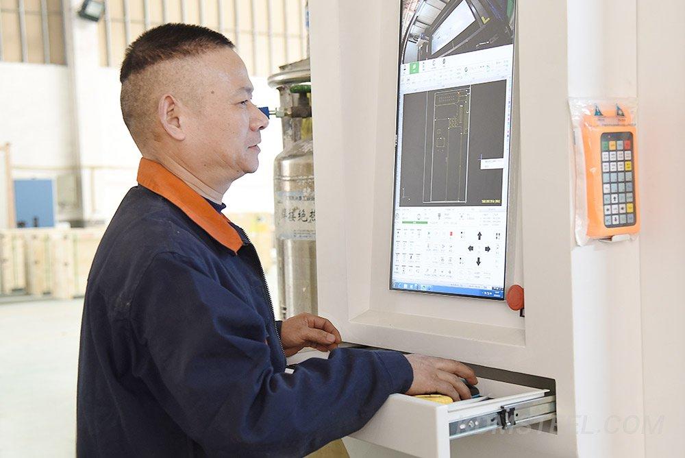 Control Panel Enclosure engineer