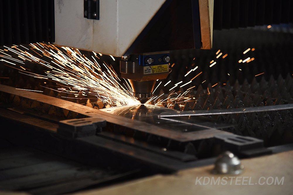 Control Panel Enclosure welding