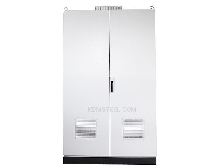 Floor standing electrical enclosure