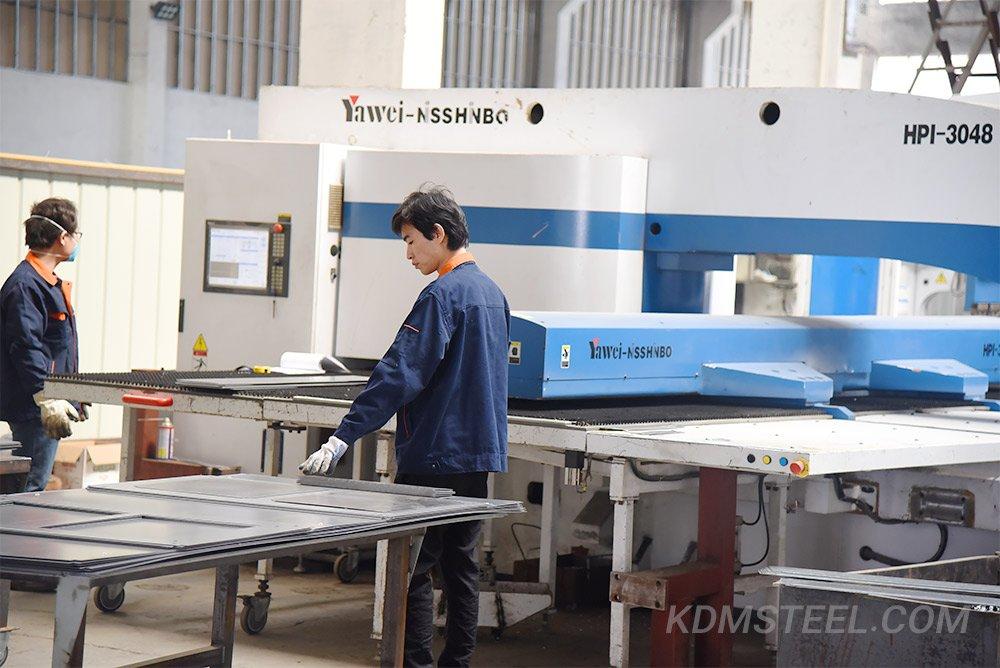Galvanized Steel Enclosure manufacturing