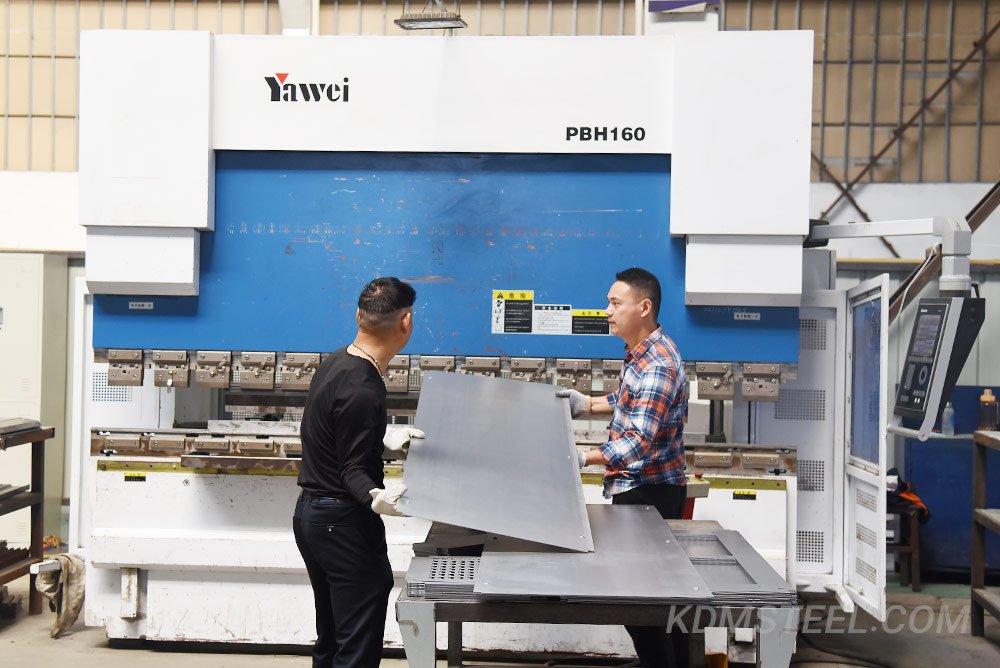 Galvanized Steel Mailbox Manufacturing 2
