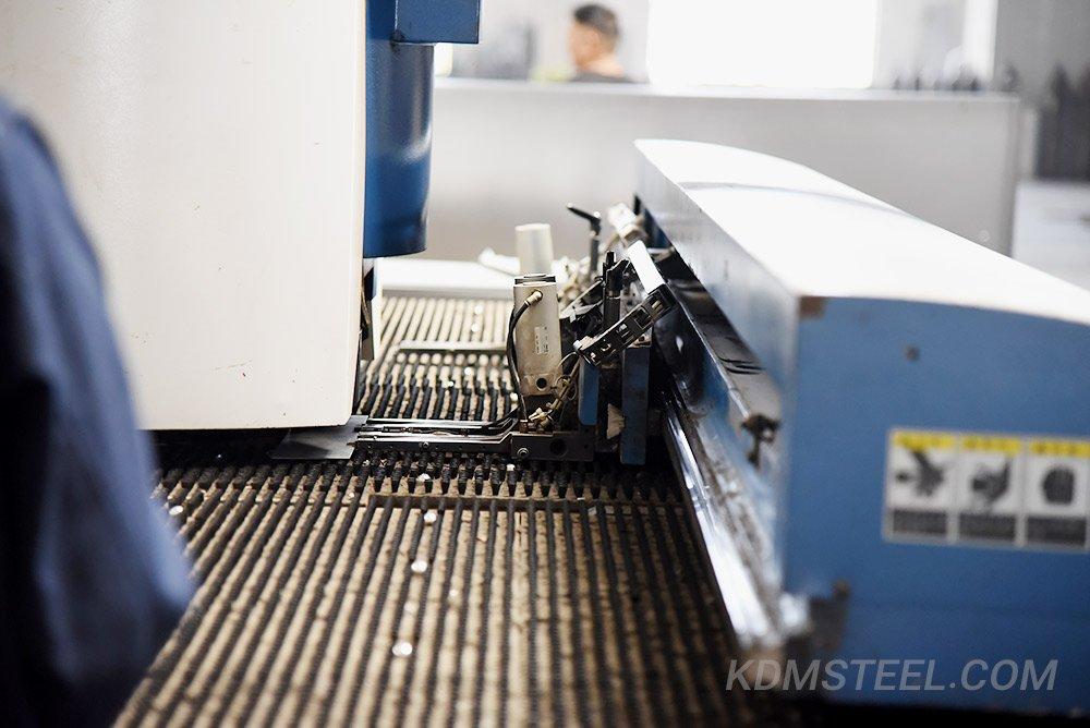 Galvanized Steel Mailbox Manufacturing