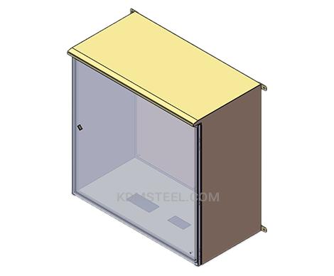 NEMA 4X junction box
