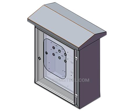 NEMA 4X outdoor junction box