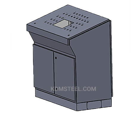 Nema 12 electrical table enclosure