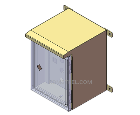 Outdoor NEMA 3 Enclosure