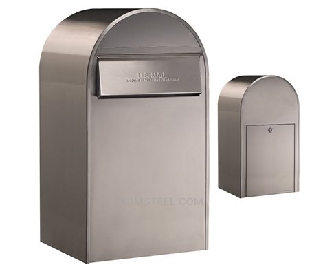Stainless Steel 316 Mailbox