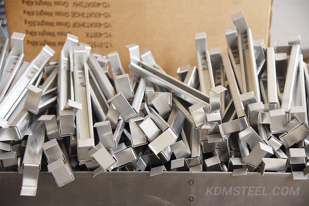 Stainless Steel Mailbox Accessories