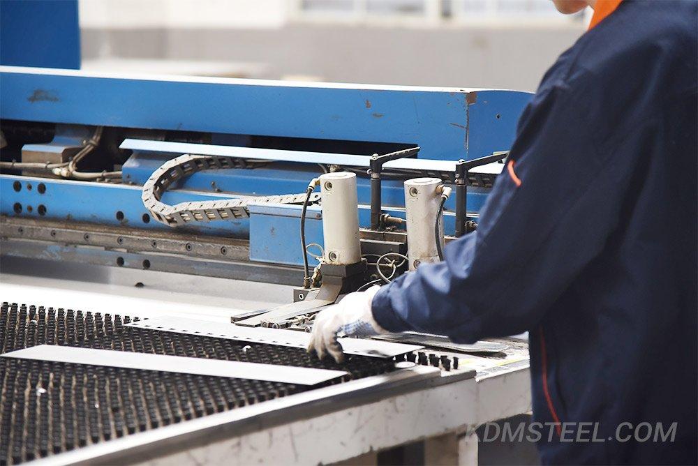 Steel Enclosure manufacturing