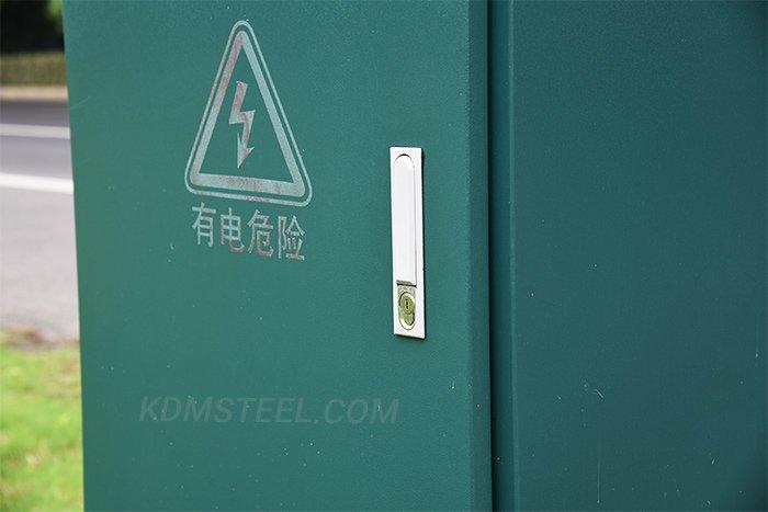 Steel Galvanized Electrical Enclosures