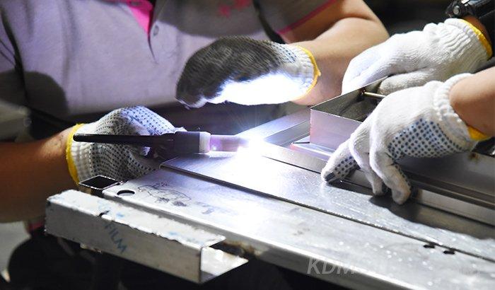 Weatherproof Electrical Enclosures welding