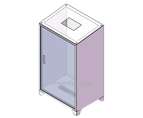 carbon steel electrical IP55 cabinet
