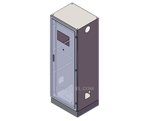 carbon steel telecommunications enclosures