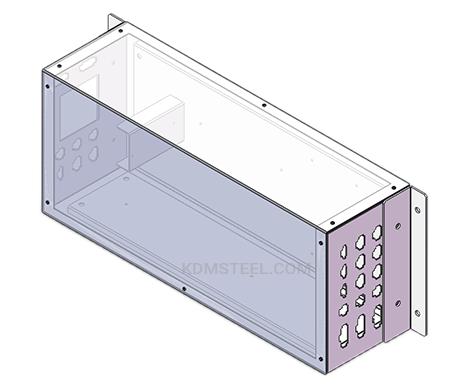 custom steel IP55 enclosure