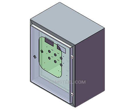 custom telecommunications enclosures box