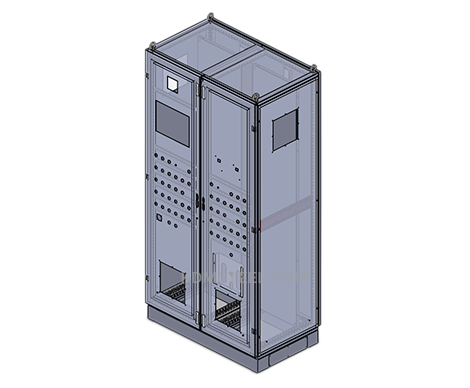 double door Outdoor Telecom Enclosure