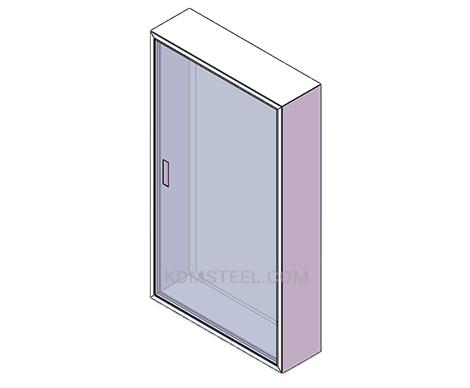 mild steel Disconnect Enclosures