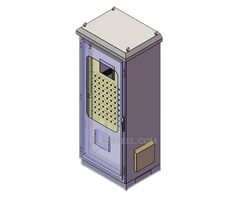 modular telecommunications enclosures