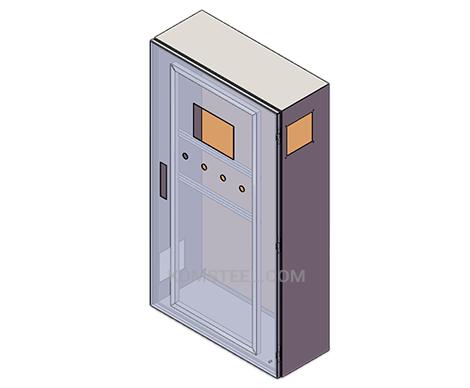 nema 3r transformer enclosure