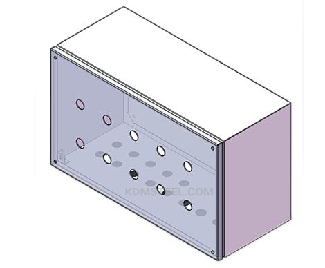 nema 4x push button enclosure