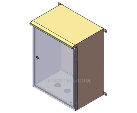 outdoor carbon steel junction box
