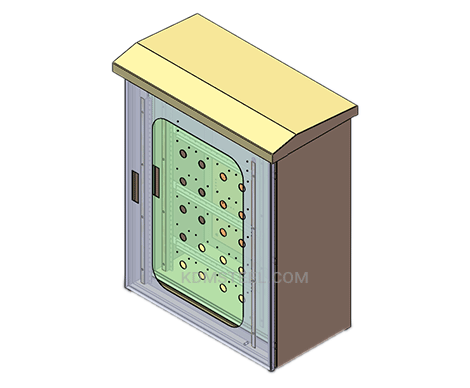 outdoor weather proof IP65 enclosure