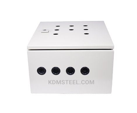 powder painted carbon steel battery enclosures