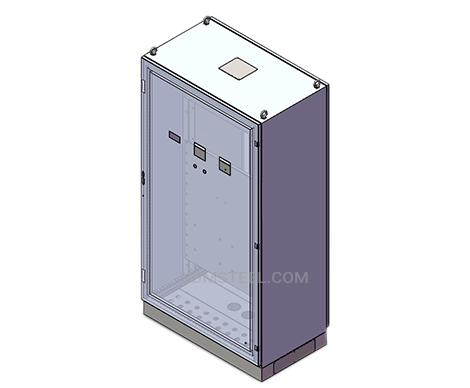single door free standing Disconnect Enclosures