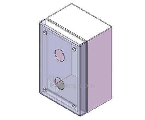 ss nema 4x control station enclosures