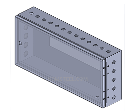 stainless steel 304 Disconnect Enclosures
