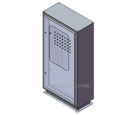 stainless steel 316 telecommunications enclosures