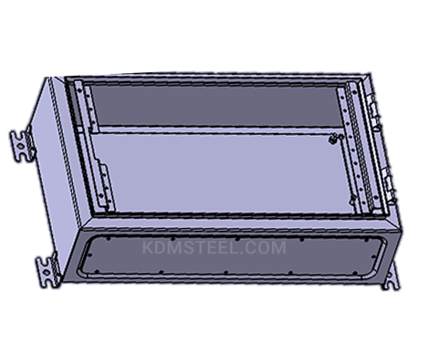 stainless steel AE wall mount nema 4x enclosure