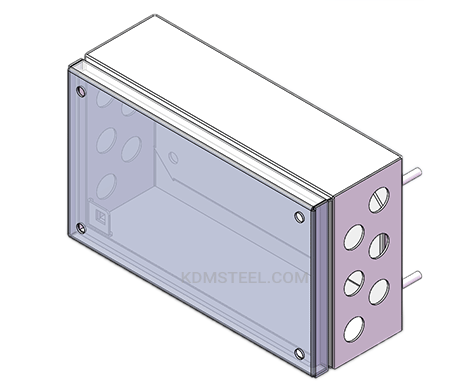 stainless steel Control Station Enclosures