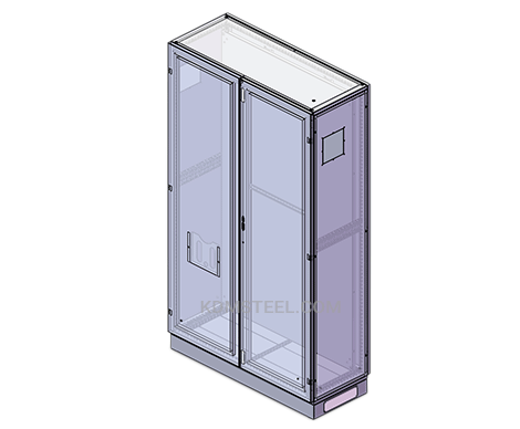 stainless steel double nema 12 enclosure