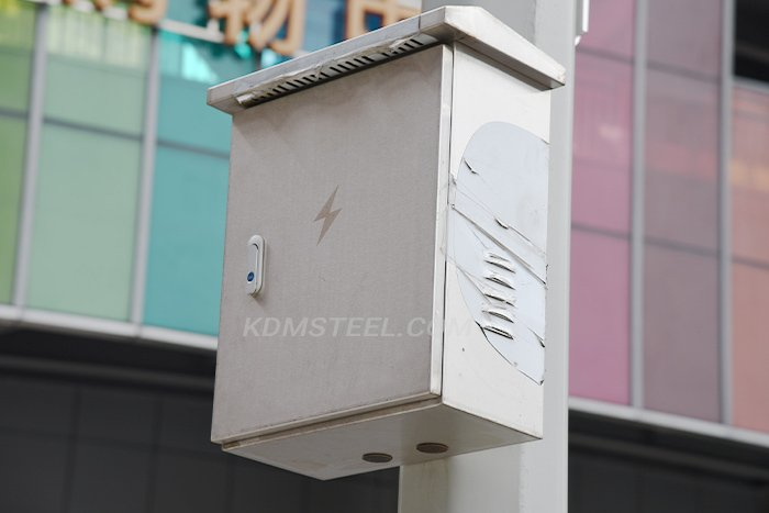 stainless steel electrical box
