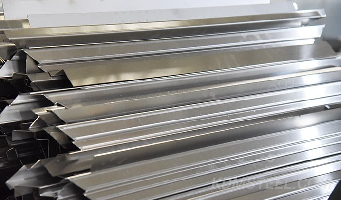 stainless steel enclosure material