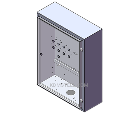 steel IP56 enclosure and box