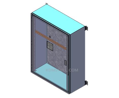 wall mount IP55 enclosure box