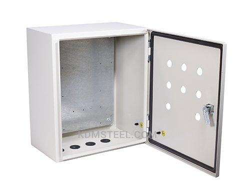 wall mount NEMA 4X Galvanized Steel Enclosure