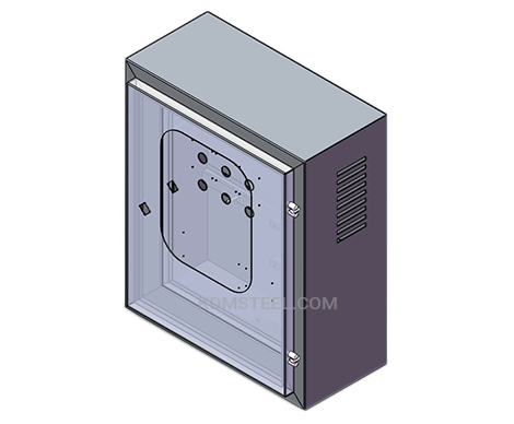 wall mount ip54 rated enclosure