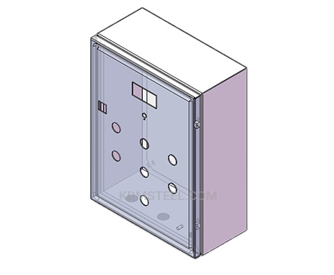 wall mount nema 4x enclosure stainless steel