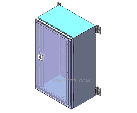 wall mount steel nema 13 enclosure