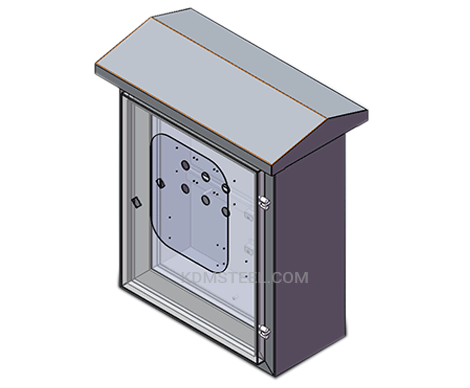 weatherproof nema 13 enclosure
