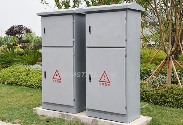 Outdoor electrical enclosure