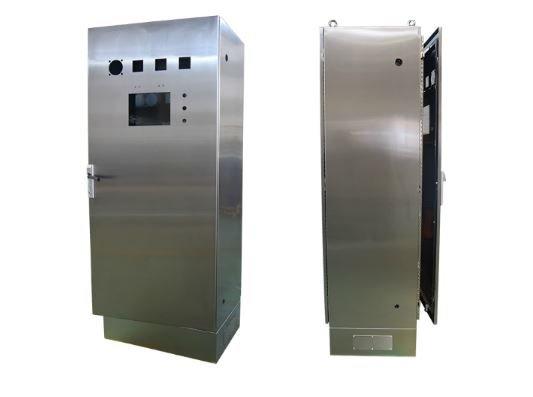 Lockable electrical enclosure