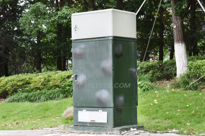 Free Standing Enclosure Electrical Pedestal Enclosure