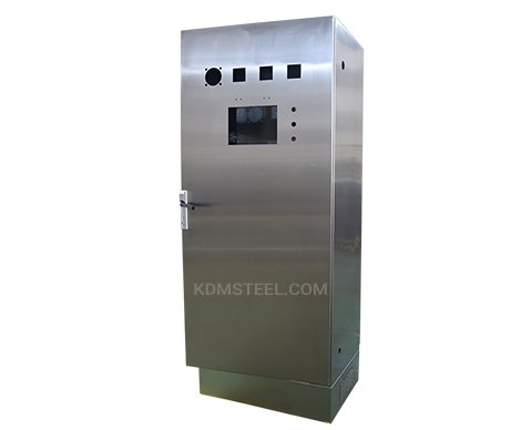 IP44 electrical pedestal enclosure