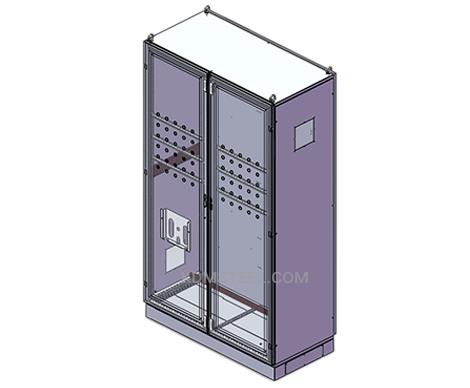 NEMA 4X Double Door Enclosure